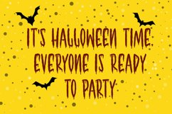 Ghost Quotes - Halloween Font Product Image 2