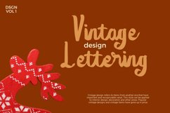 Elegi Vintage Script Font Product Image 2