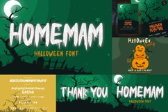 Halloween Font Bundle SALE!! Product Image 5