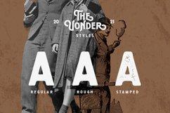 Vonder Font Product Image 5