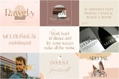 Modern Font Bundle Product Image 2