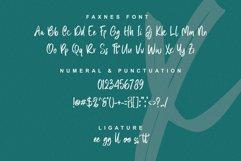 Faknes - Handwritten Product Image 6