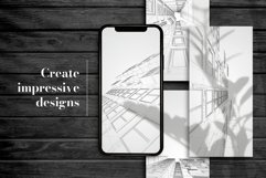 18 Architecture Backgrounds Vector Product Image 2