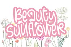 Dear Spring - Quirky Handwritten Font Product Image 2