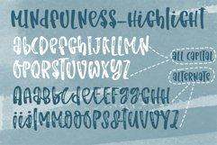 Mindfulness- A cute handritten font Product Image 2
