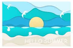 Summer backgrounds Product Image 3
