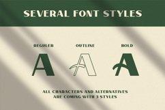 Verilet Font Product Image 2