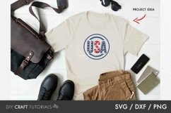 4th of July SVG, Independence Day SVG, Patriotic SVG Product Image 3