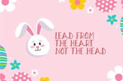 Bunny Kids - Cute Display Font Product Image 2