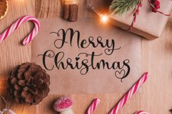 Early Christmas   Free 4 Lovely Font Product Image 3