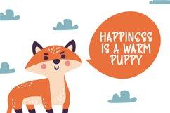 Comic Animal - Cute Display Font Product Image 2