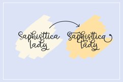 Cantica Script - A Hand-Written Calligraphy Font Product Image 2