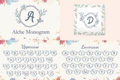 The Wedding Monogram Font Bundle Product Image 2