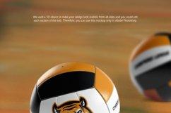 Volleyball Ball Animated Mockup Product Image 2