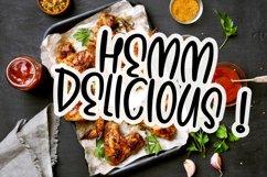 Chicken Yummy - Handwritten Font Product Image 5