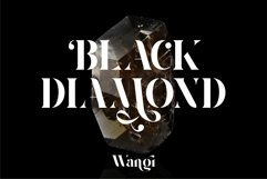 Wangi - Stencil Style Product Image 3