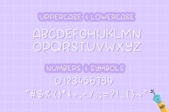 Oopsy Daisy Casual Handwritten Font Product Image 2