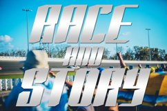RIDE AND RACE Product Image 6