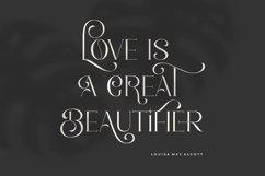Romantic Sans Product Image 2