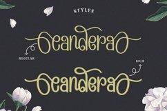 Candera Font Product Image 2