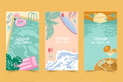 Happy Vacation - Summer Happy Font Product Image 2