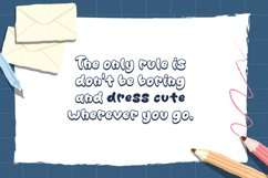 Cutey Patchy - Display Font Product Image 3
