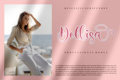 Rialliata Beautiful Beautiful Script Font Product Image 2