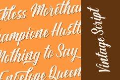 Sang Ratu - Vintage Script Font Product Image 2