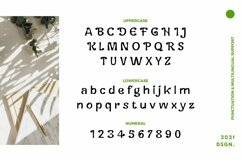 Web Font Dragone Font Product Image 2