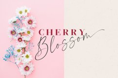 Morning Flower Font Duo Product Image 3