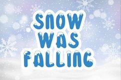 Snowman - Fun Display Font Product Image 2