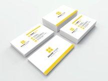 Minimal Business Card - Layered Photoshop PSD File Product Image 2