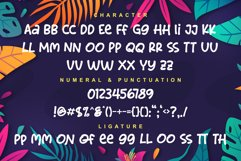 Content Creator - Playful Typeface Product Image 2