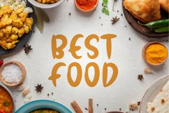 Gorgeous - Quirky Display Font Product Image 5