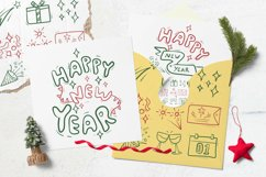 NewYear Font Product Image 4