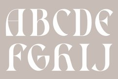 Stachy | Serif Display Product Image 2