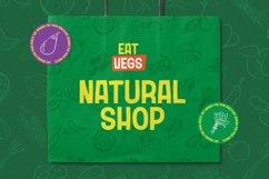 VegetablesDingbat Font Product Image 2