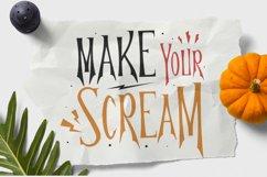 Screamer Font Product Image 2