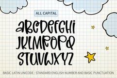 Summer Camp - A handwritten mixed case font Product Image 2