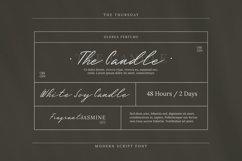 The Thursday Font Product Image 2
