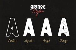 Arinoe Font Product Image 2