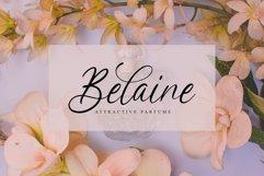 Balegia - a Cute Calligraphy Product Image 2