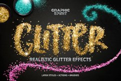 Realistic Glitter Effect TOOLKIT Product Image 1