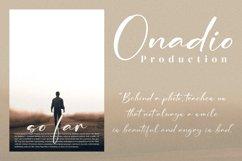 Shogeking Oniki - Modern script Font Product Image 2
