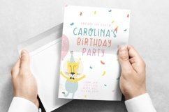 Celebrations Font Duo Product Image 2