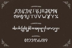Ovalie - Vintage Display Font Product Image 4