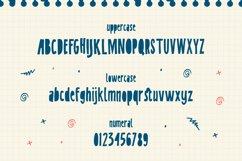 Sneak Peak - A Fun Display Font Product Image 3