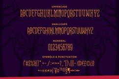Racula - A Gothic Serif Font Product Image 5