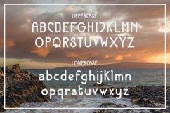 Sunday Burn - A Retro Sans Serif Product Image 5