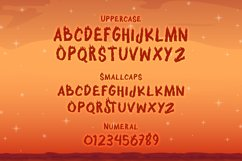 Fire Ace - A Fiery Display Font Product Image 3